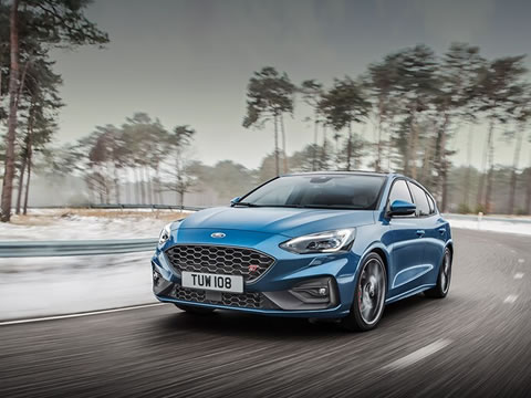 Ford Nuova Focus St