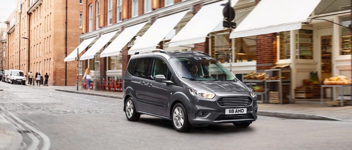 Ford Tourneo Courier L