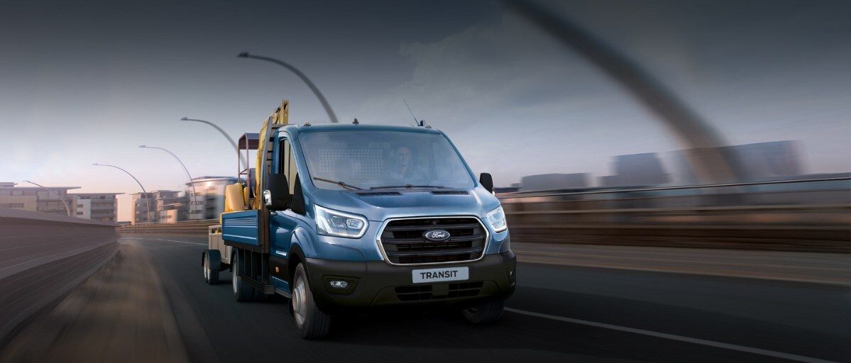 Ford Nuovo Transit Chassis L