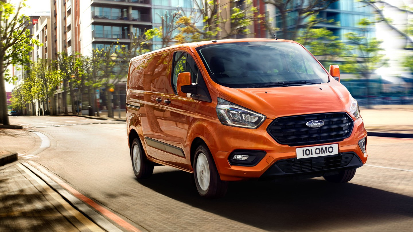 01 Nuovo Ford Transit Custom Gallery